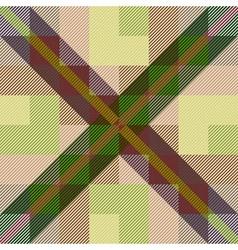 Seamless tartan patterns vector