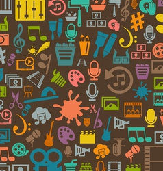 Art a background7 vector image vector image
