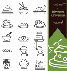 Kitchen universe volume 5 vector