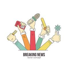 Live News Logo vector