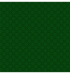 Casino poker background green colors seamless vector