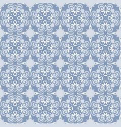 Gray decorative pattern vector