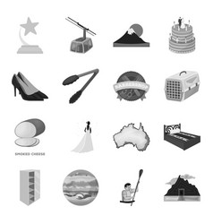 Wedding transport space and other web icon in vector