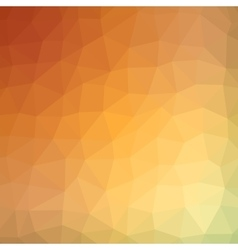 Abstract colorful triangulated geometric vector image