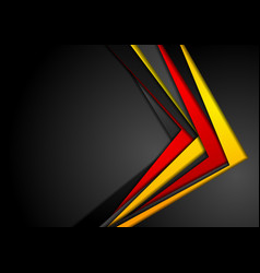 Red Yellow Black Abstract Vector Images Over 12 000