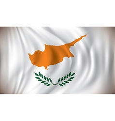 Flag of Cyprus vector image