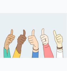 Success approval goal achievement vector
