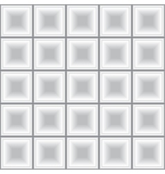 white tiles vector image