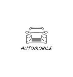 Car technology icon templatecreative logo vector