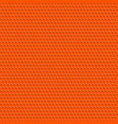 Texture and seamless pattern basketball ball vector