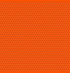 Texture and seamless pattern of basketball ball vector