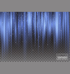 vertical undulating pulsing rays abstract vector image