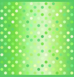 Polka dot pattern seamless dot gradient vector