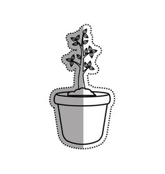 Nature plant ecology vector
