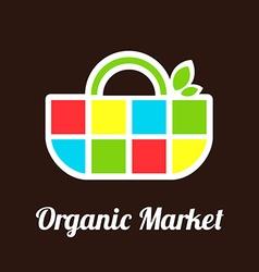 OrganicM vector image