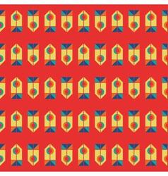 RetroGeometric vector image