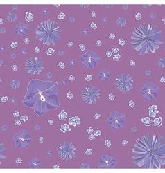 floral pattern01 vector image