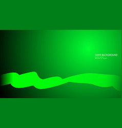 abstract background with wave and line patterns vector image