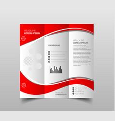 Original presentation templates or corporate vector