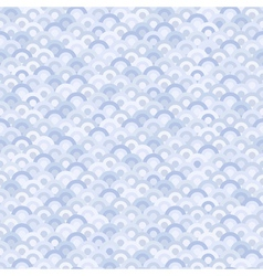 Seamless geometric background vector image vector image