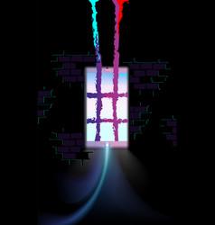 background smartphone internet addiction smart vector image