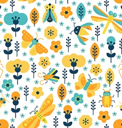 Bright Pattern vector