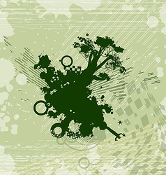 Children Fantasy Concept Background vector image vector image