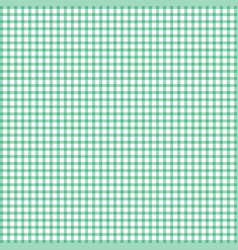 abstract suuare pattern green and white color on vector image vector image