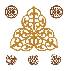 Design-Floral graphic design vector