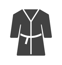 Towel Robe vector