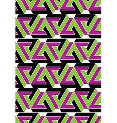 Futuristic decorative textured geometric seamless vector