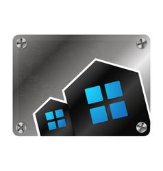 housing design vector image vector image