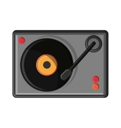 Isolated vinyl instrument design vector