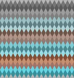 seamless pattern with rhombus-1 vector image