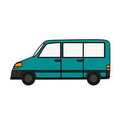 car toy little vector image