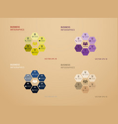 Big set of infographics elements eps10 vector