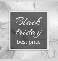 Black friday best rates vector