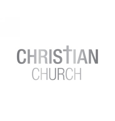 Christian church logo vector image
