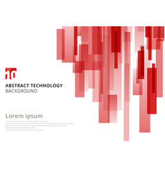 abstract technology vertical overlapped geometric vector image vector image