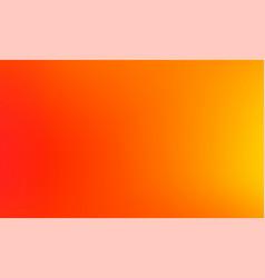 blurred gradient mesh background vector image vector image