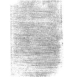 Abstract retro grunge halftone texture vector