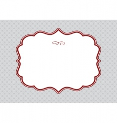 Elegant template vector
