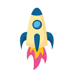 Rocket launching space vector