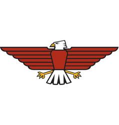Thunderbird logo mascot vector