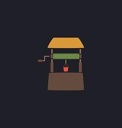 Well computer symbol vector