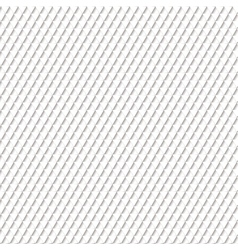White background consisting of triangles vector image