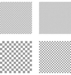 pixel gray square seamless background vector image vector image