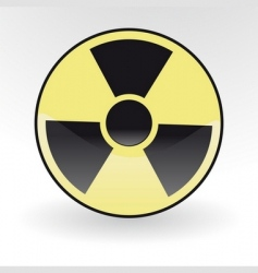 radiation vector image vector image
