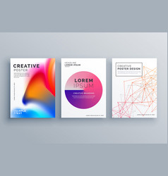 Minimal brochure template layout cover design in vector