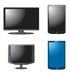 Modern Electronic Device vector